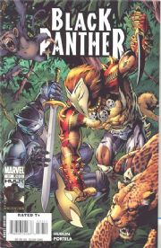 Black Panther #37 (2008) Marvel comic book